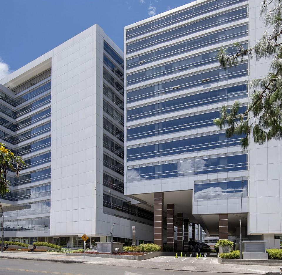 Empresarial Colpatria Torre 2 y Torre 3