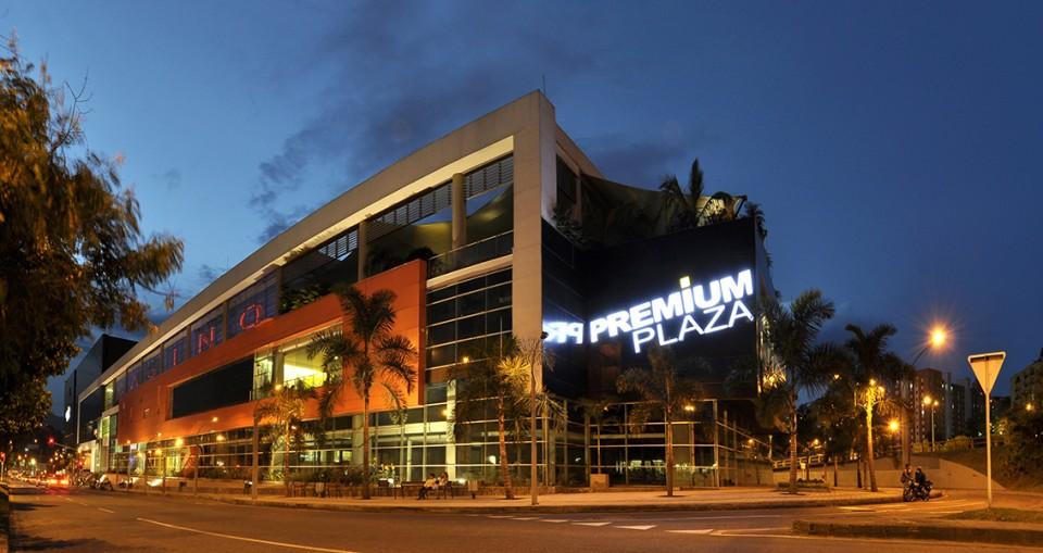 Centro Comercial Premium Plaza
