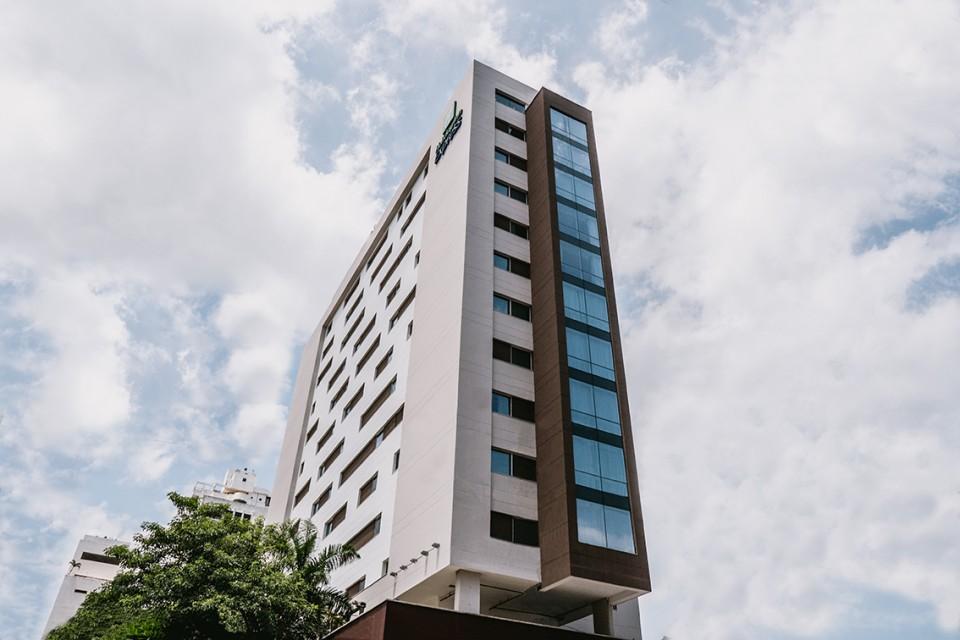 Edificio Hotelero Oxo Cartagena