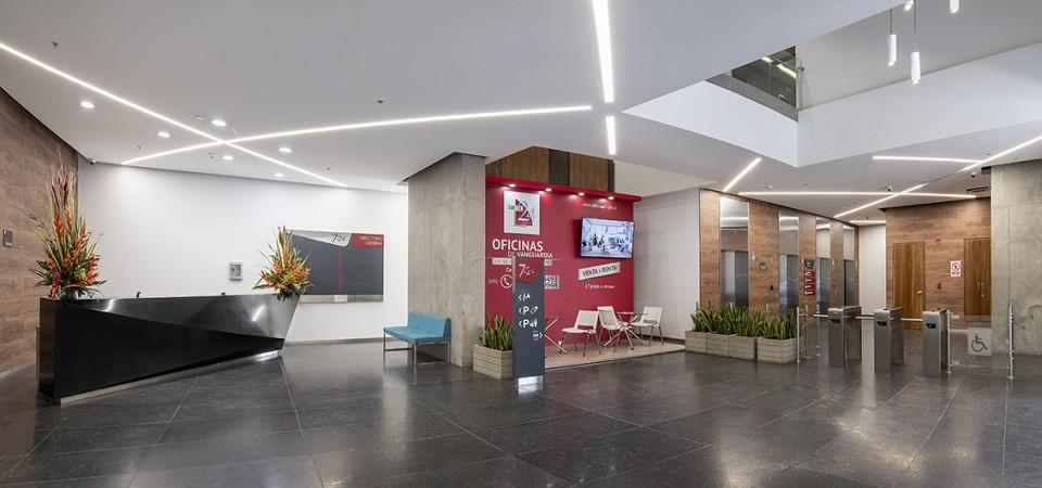 Edificio oficinas 7X24