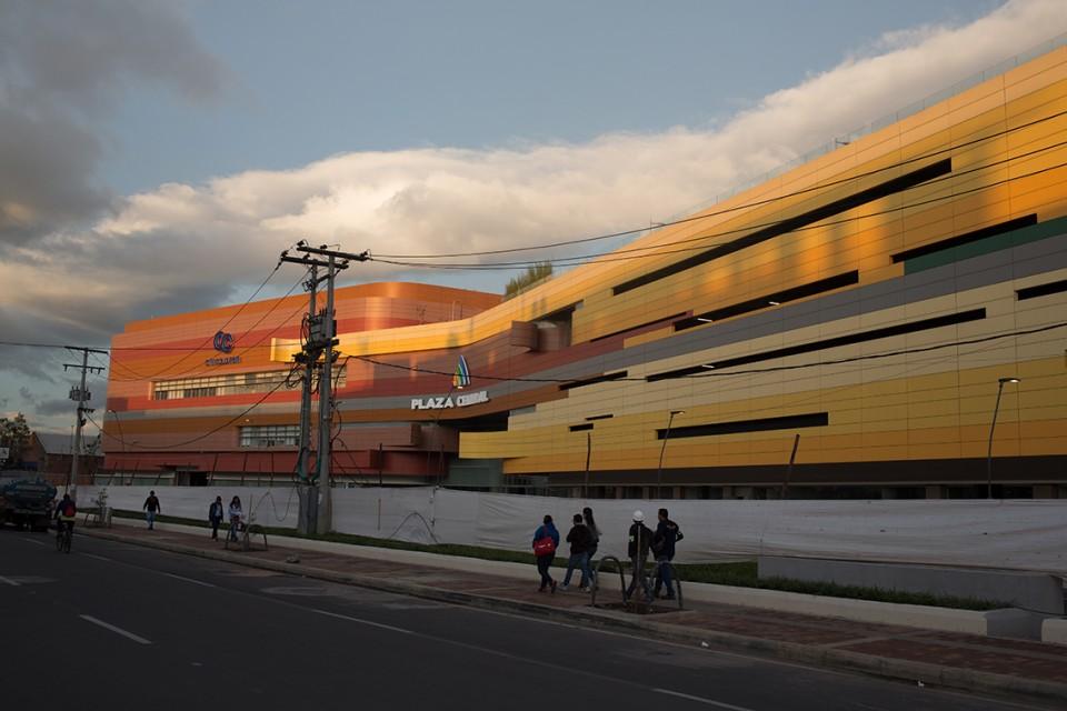 Centro Comercial Plaza Central