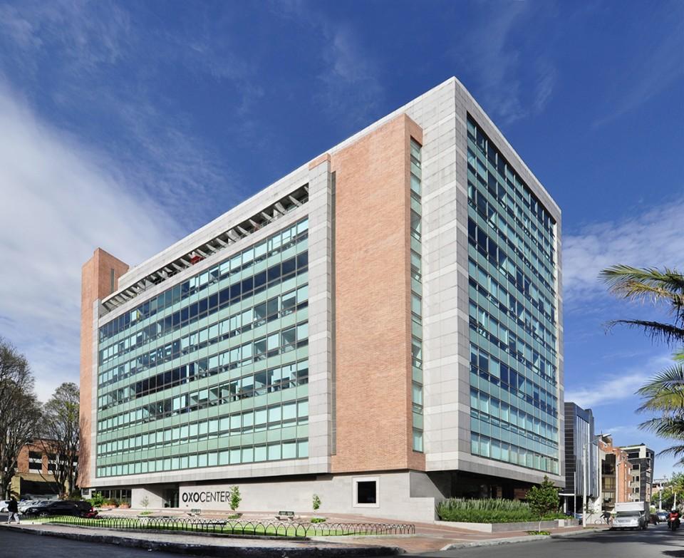 Centro Empresarial Y Hotelero OXO Center