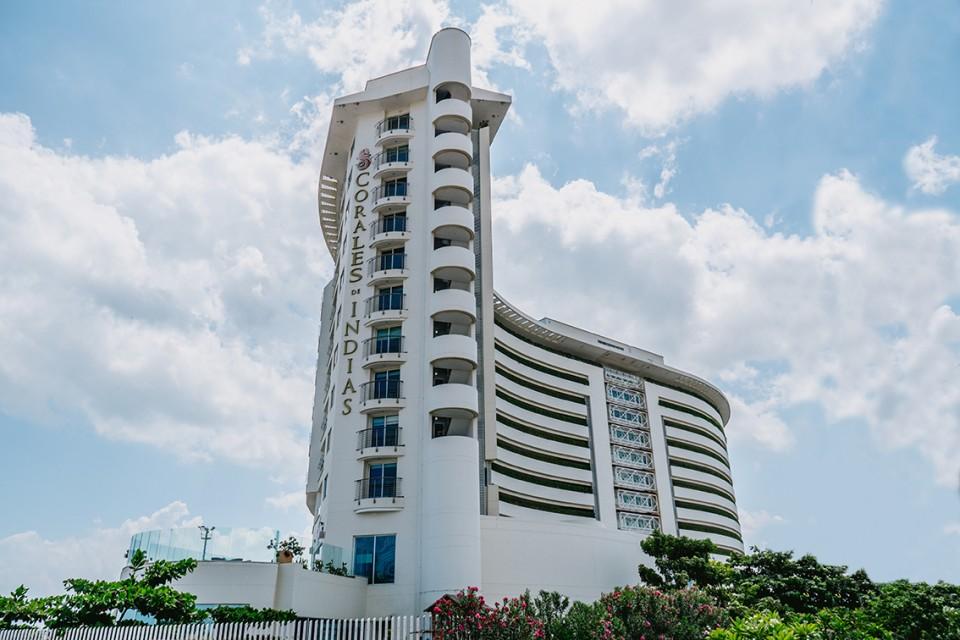 Centro Recreativo y Empresarial - Hotel los Corales Cartagena