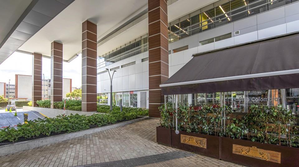 Centro Empresarial Colpatria Torre 2 y Torre 3