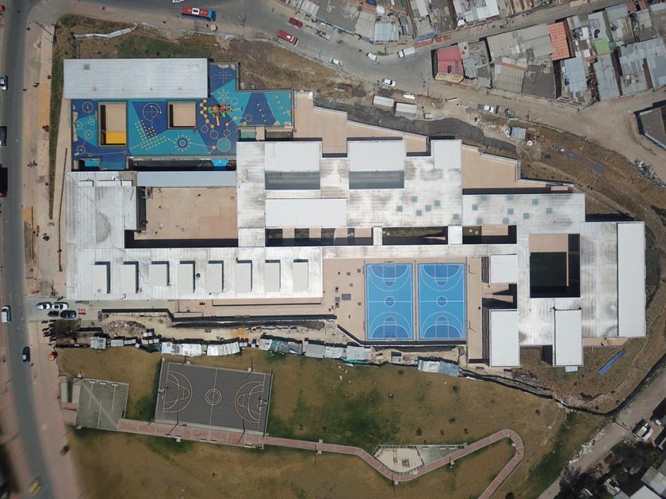 Institucion Educativa Distrital Rogelio Salmona