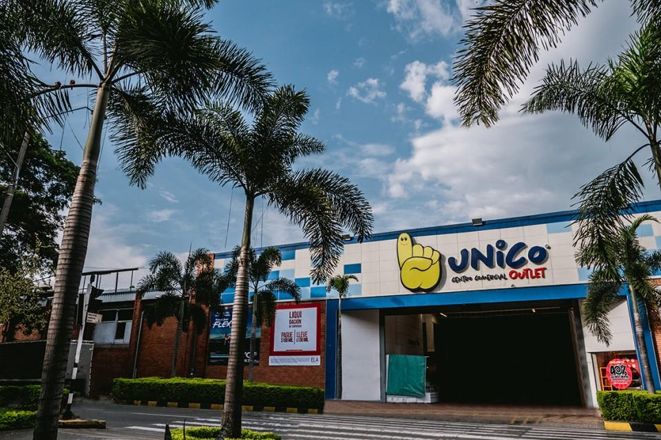 Centros Comerciales Unico