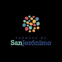 Logo PARQUES DE SAN JERÓNIMO