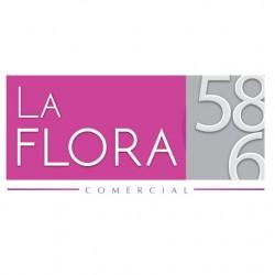 Logo LA FLORA COMERCIO