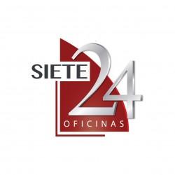 Logo SIETE 24 OFICINAS