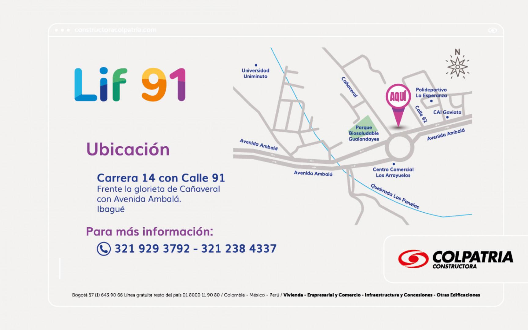 LIF 91
